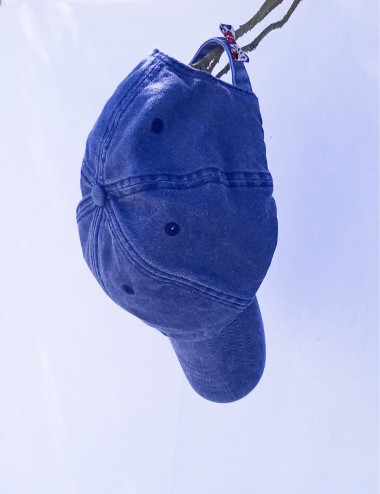 Casquette Butterfly Navy