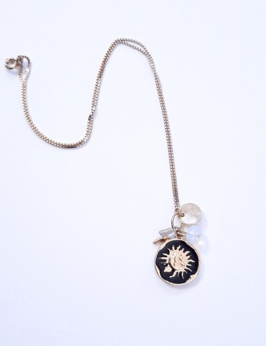 Collier MOONLIGHT BLACK
